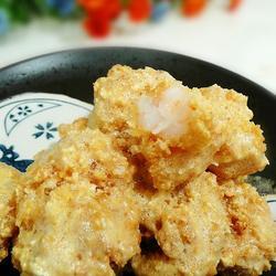 香酥蛋黄虾的做法[图]