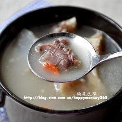 价值的功效与牛尾及v价值糕点_方法的营养牛尾紫薯粉做作用图片