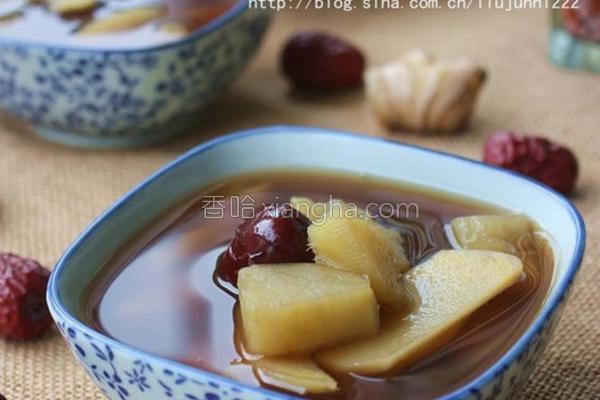 生姜糖水做法的红薯_做法猪蹄糖水的生姜大全阜阳v生姜红薯图片