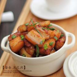 电饭煲酱香五花肉的做法[图]