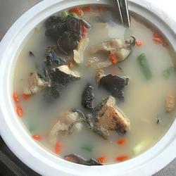 黑鱼汤的做法[图]
