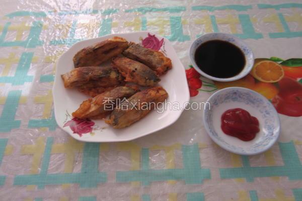 炸菜谱的鲳鱼_鱼肉做法镇沅菜谱图片