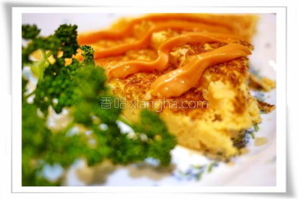 马铃薯泥烘蛋的做法