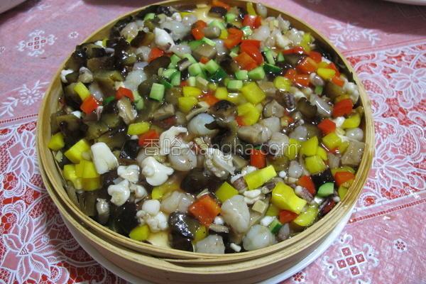锦绣豆腐的做法