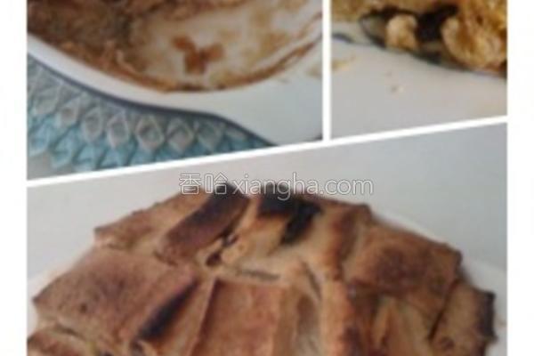 黑糖布丁面包的做法