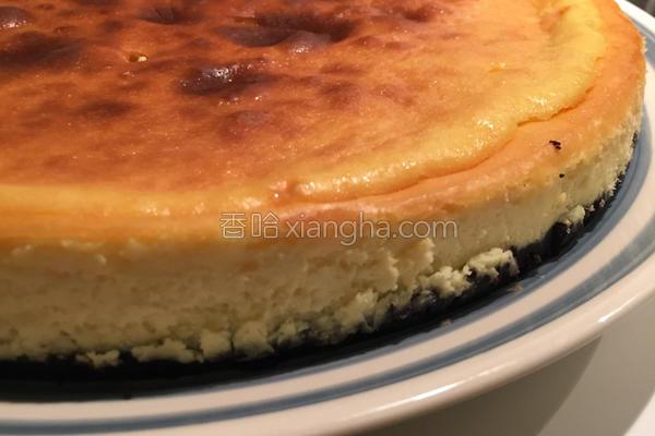 乳酪蛋糕的做法