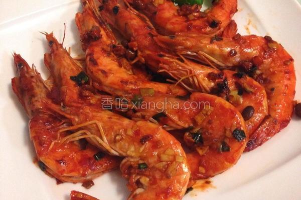 干烧虾的做法