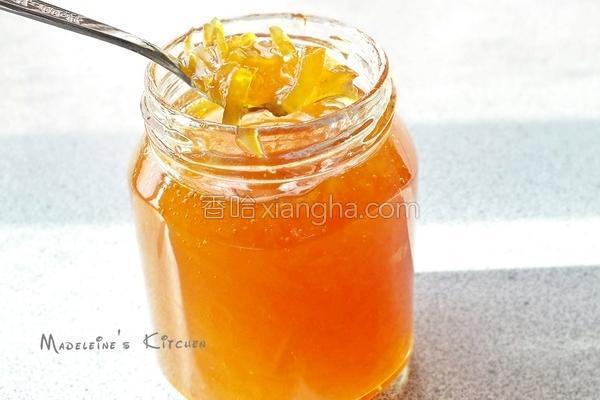 黄柠檬果酱的做法