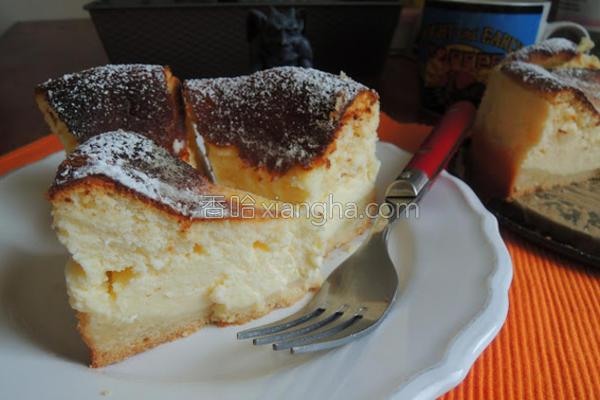 德式乳酪蛋糕的做法