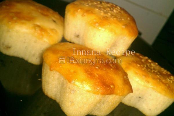 全素葡萄干面包的做法
