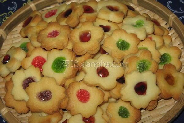 QQ软糖饼干的做法