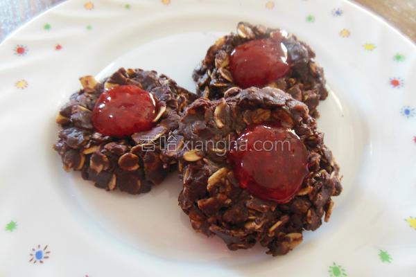 燕麦巧克力的做法