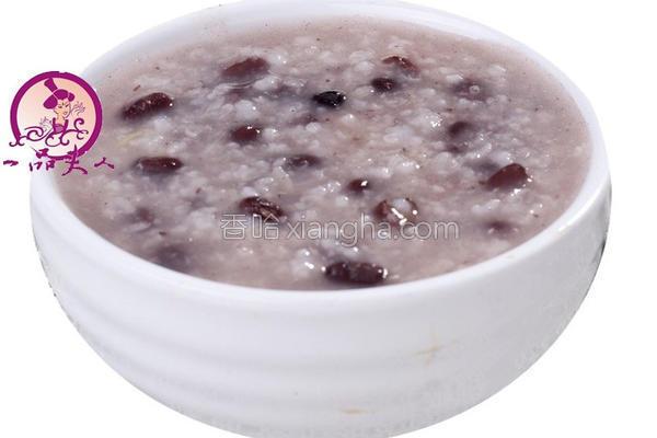 红豆薏仁汤的做法