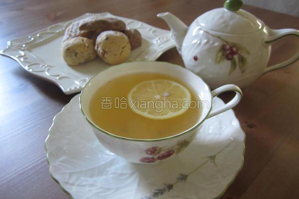菩提花水果茶的做法