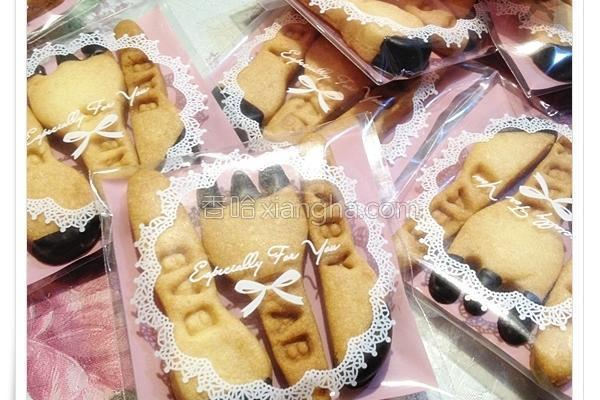 减糖香酥饼干的做法
