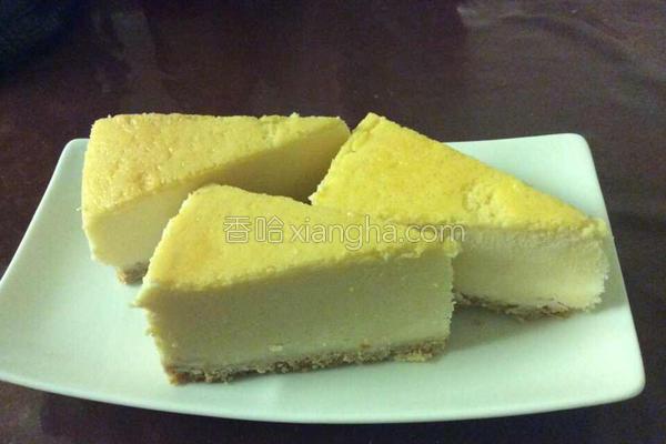 古典起司蛋糕的做法