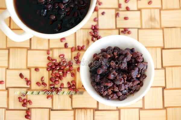 冷冻快速蜜红豆法的做法