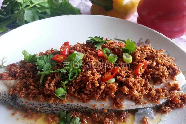 豆酥鳕鱼的做法