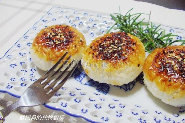 日式QQ小饭团的做法