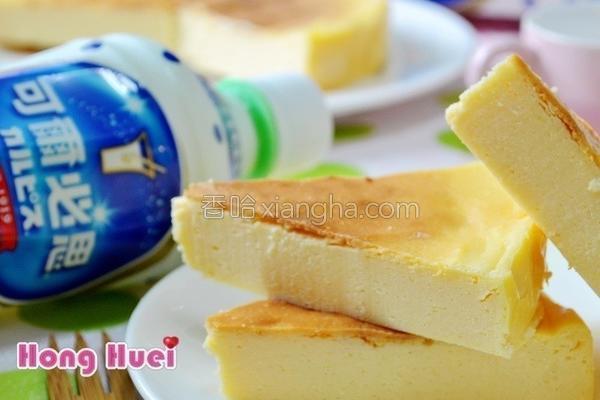 乳酸乳酪蛋糕的做法