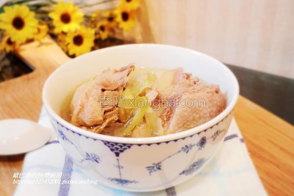 酸菜鸭的做法