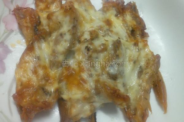 焗烤意式香料鸡腿的做法
