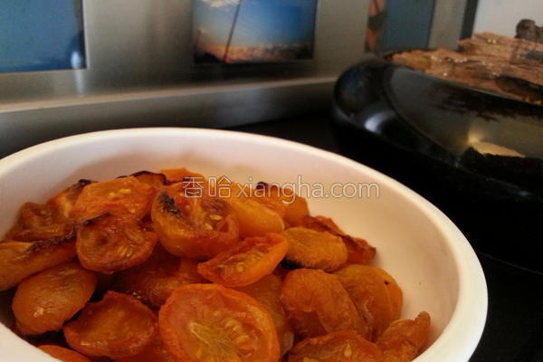 油封番茄的做法