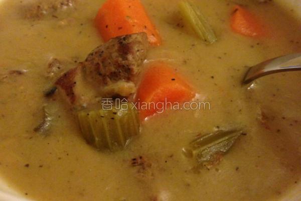 爱尔兰羊肉汤的做法