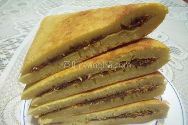 传统麦煎饼的做法
