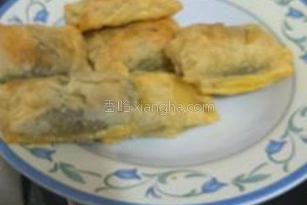 汤圆麻糬酥的做法