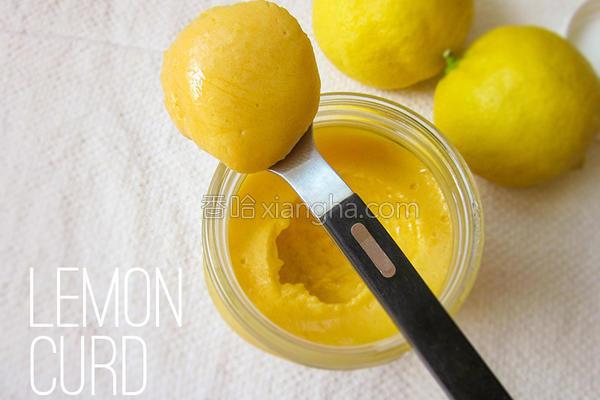 柠檬卡士达酱的做法