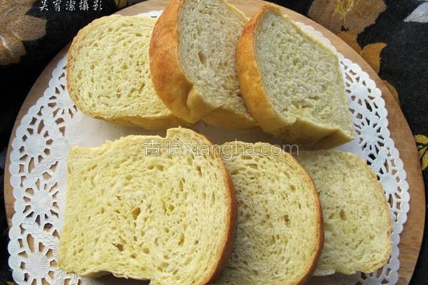 香甜地瓜面包的做法