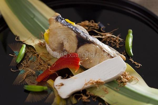 黄金奶油香煎土魠的做法