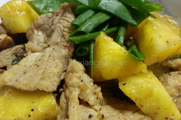 咖哩马铃薯焖猪肉的做法
