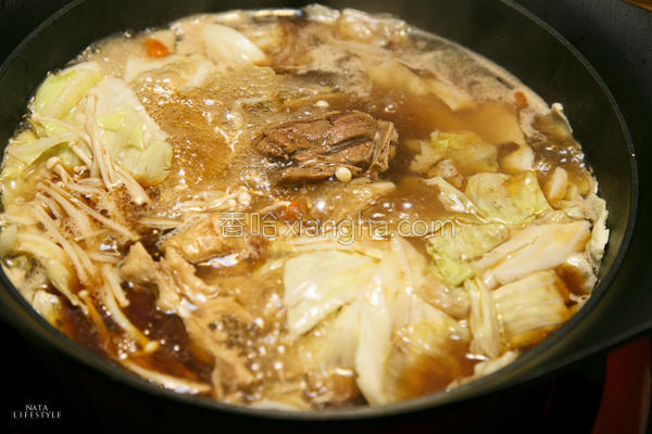 生姜鸭在家煮保证的做法