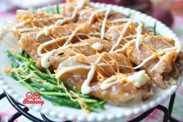 豆腐五谷米肠的做法