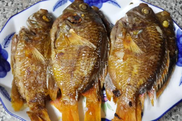 干煎黄厚壳鱼的做法