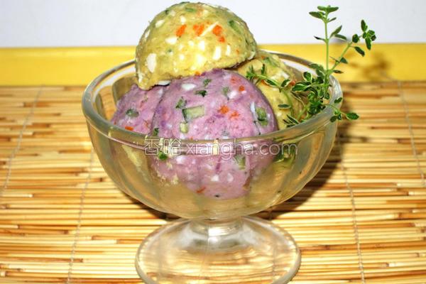 薯泥沙拉的做法