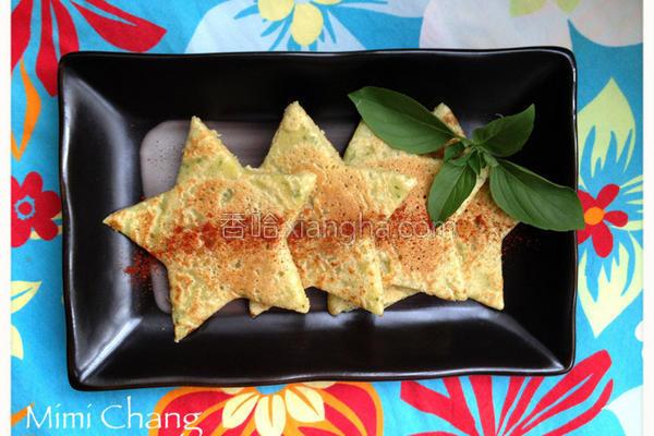 星星松饼的做法