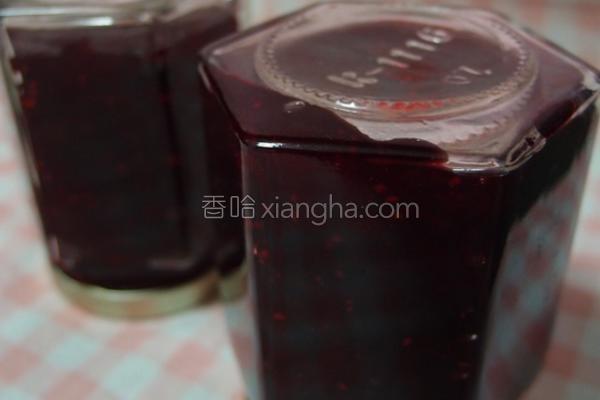 蔓越莓果酱的做法