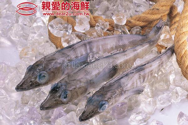 清蒸冰鱼的做法