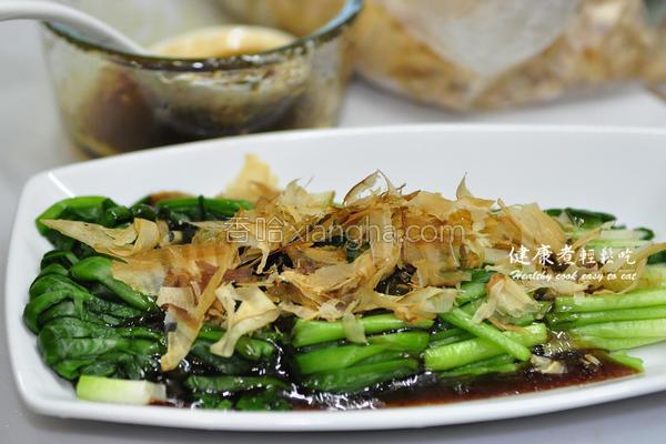 风酱韭菜的做法