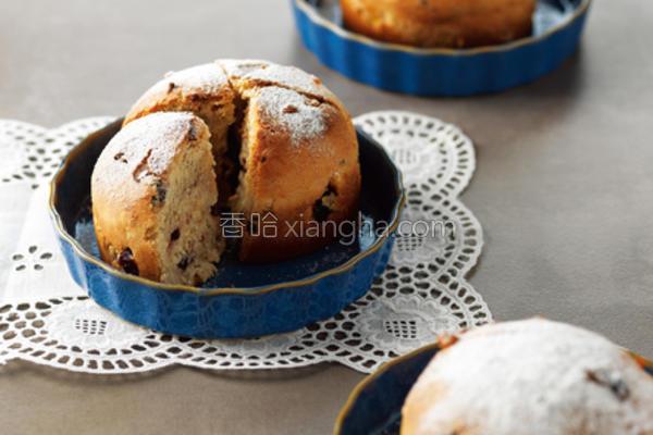 意大利耶诞面包的做法