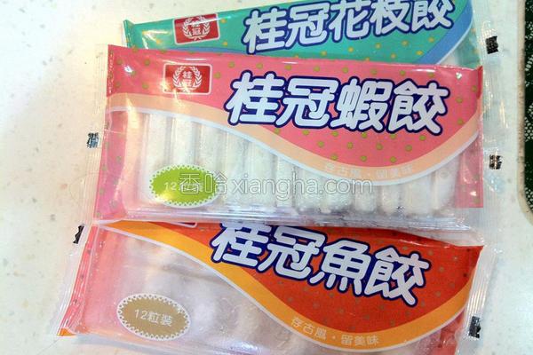 桂冠蛋饺煎的做法