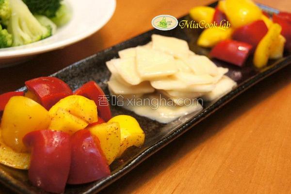 味噌萝卜泡菜的做法