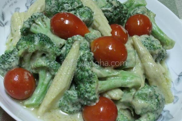 咖哩时蔬果的做法