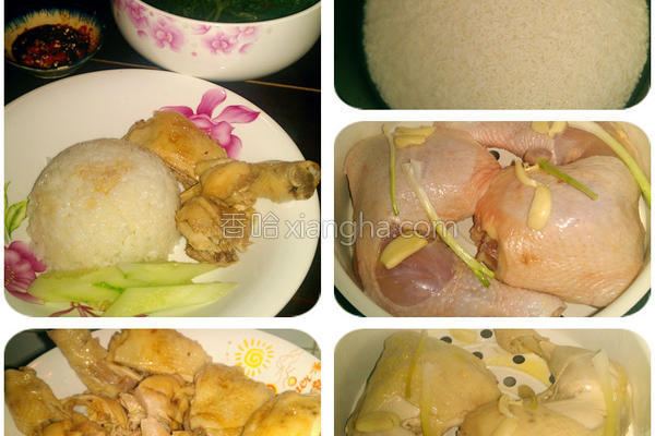 懒人鸡饭的做法