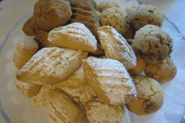 面粉酥饼的做法