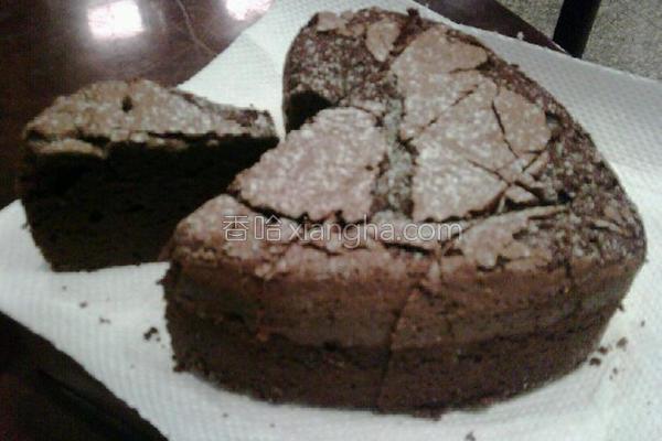 古典巧克力的做法