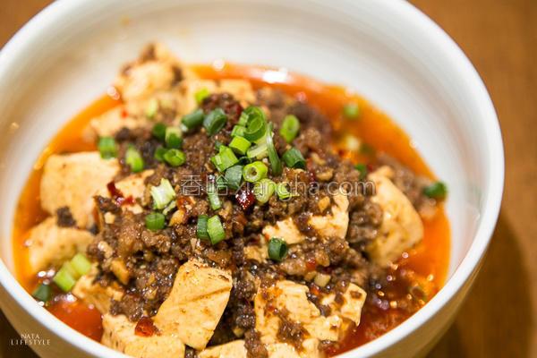 麻婆豆腐下饭秘诀的做法